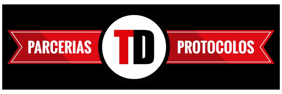 Badge Parcerias e Protocolos Telesgotos Desentupimentos